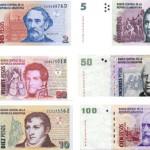 ¿Dónde cambiar Pesos Argentinos en México?