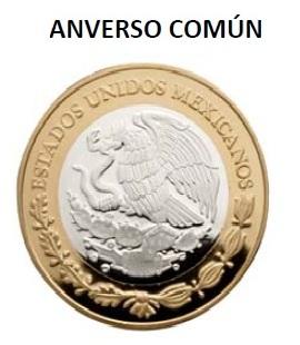 anverso moneda