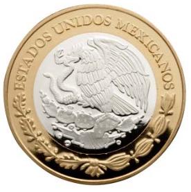 anverso tercera serie herencia numismatica