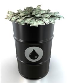 barril petroleo Petróleo con precio más caro en dos años [ya tú sabe]