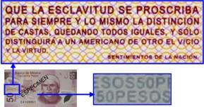 microimpresion 50 pesos