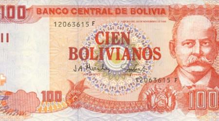 cambio boliviano