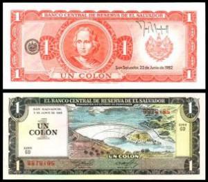 cambio colon salvadoreño pesos