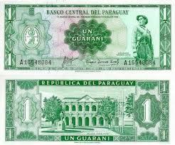 cambio guarani paraguayo