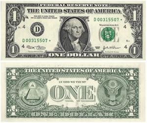 Tendencia del Dólar