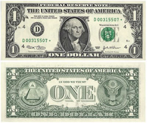 dolar 2012