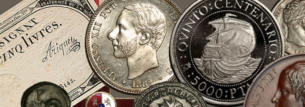 compra venta monedas