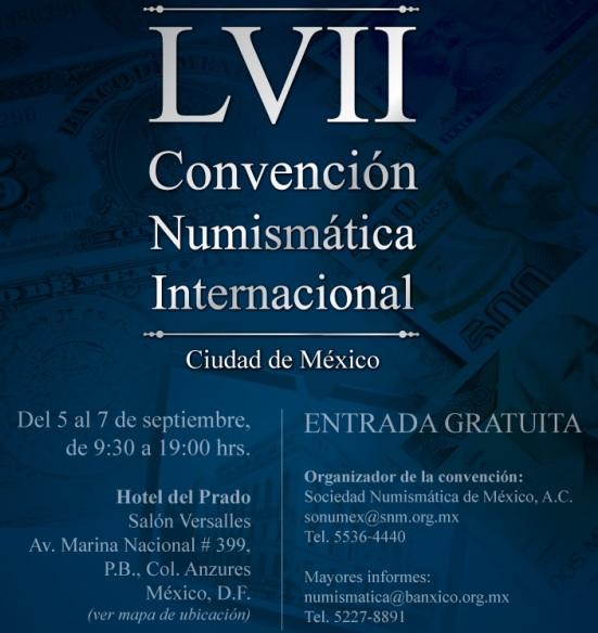 convencion numismatica 57