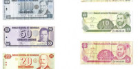 Cambio cordoba nicaraguense Pesos