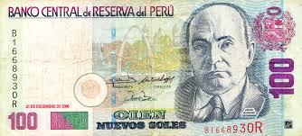 Cambio Sol Peruano Dólar