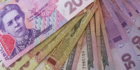 grivna ucraniana pesos