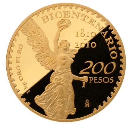 moneda bicentenario independencia