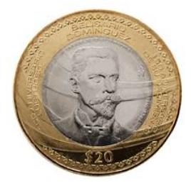 moneda conmemorativa Belisario Domínguez Palencia