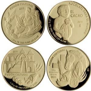 monedas de oro banxico