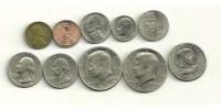 monedas estados unidos