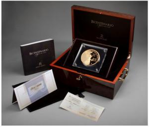numismatica moneda bicentenario independencia