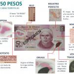seguridad billete 50 pesos