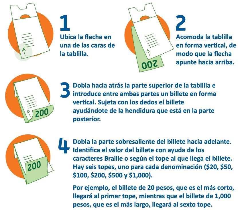 tablillas billetes mexico